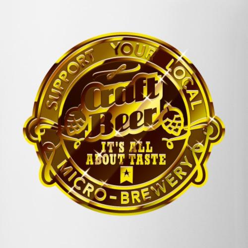 Craft Beer, gold