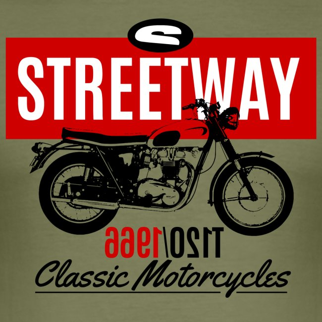 T-120 Classic mortorcycles