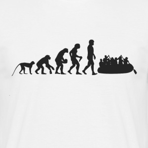 Rafting Evolution Tee shirts - T-shirt Homme