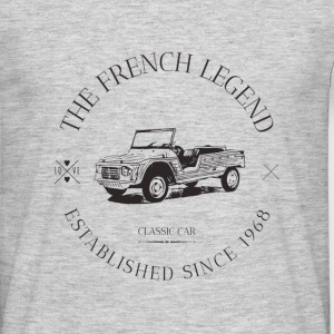 CITROEN MEHARI FRENCH CAR Tee shirts - T-shirt Homme