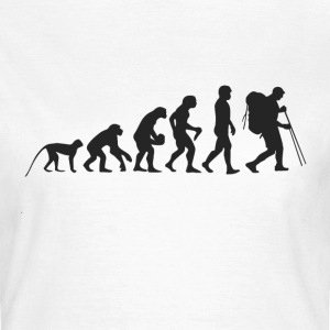Evolution hiking T-Shirts - Women's T-Shirt