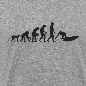 Surf evolution T-Shirts - Men's Premium T-Shirt