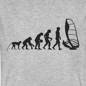 Evolution Windsurfing T-shirts - Organic mænd