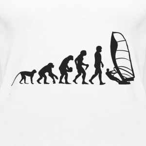 Evolution Windsurfing Tops - Women's Premium Tank Top
