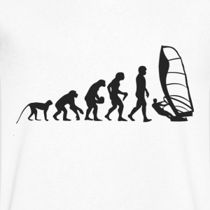 Evolution Windsurfing Tee shirts - T-shirt Homme col V