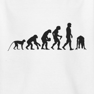 Evolution Rennen T-Shirts - Teenager T-Shirt
