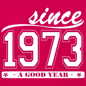 1973 since 1973 T-Shirts - Frauen T-Shirt