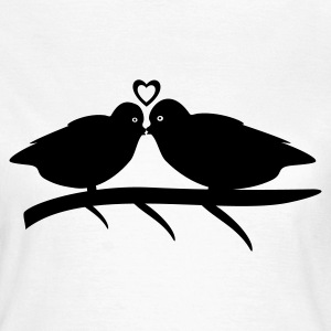 Bird Love - Women's T-Shirt