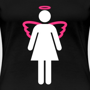 Angel Woman - Women's Premium T-Shirt