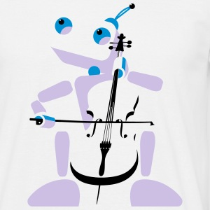 Cello - Männer T-Shirt