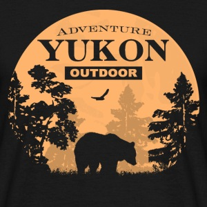 Grizzly - Yukon Adventure T-Shirts - Männer T-Shirt