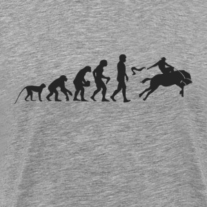 Evolution Rodeo T-Shirts - Men's Premium T-Shirt