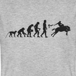 Evolution Rodeo Magliette - T-shirt ecologica da uomo