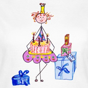 Birthday Princess T-Shirts - Women's T-Shirt