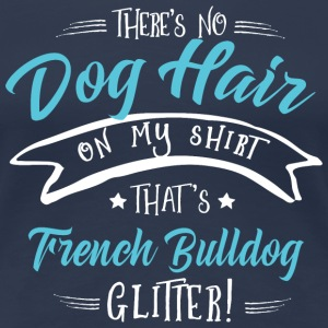 Glitter French Bulldog  T-Shirts - Women's Premium T-Shirt
