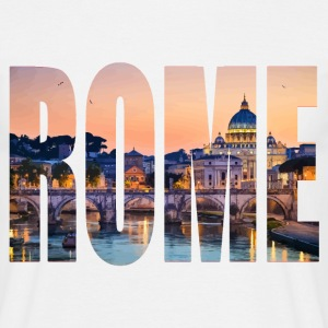 Rome - T-shirt Homme