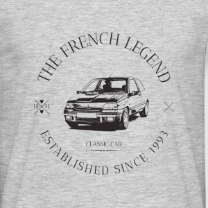 CLIO WILLIAMS FRENCH CAR Tee shirts - T-shirt Homme