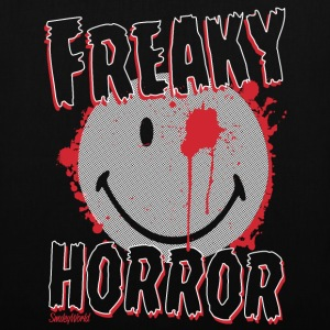 SmileyWorld Freaky Horror Smiley - Stoffveske