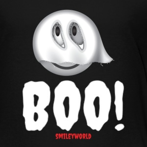 SmileyWorld Ghost Boo! - Teenage Premium T-Shirt