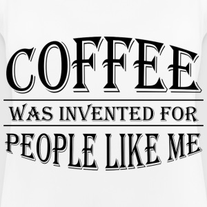 Coffee was invented for people like me Vêtements Sport - Débardeur respirant Femme