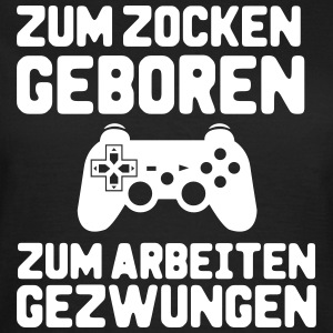 Gamers 4ever T-shirts - Vrouwen T-shirt