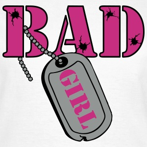 Bad Girl Fb T-Shirts - Frauen T-Shirt