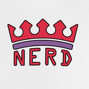 The Nerd King / Queen Baby Shirts  - Baby T-Shirt
