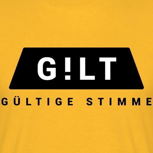 GILT TAXI GÜLTIGE STIMME / G!LT