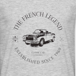 304 COUPE FRENCH CAR Tee shirts - T-shirt Homme