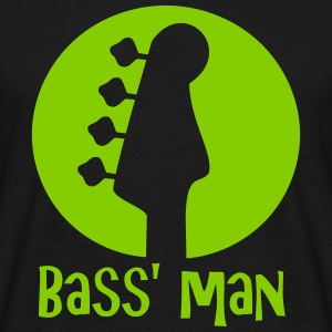 Bass man  - T-shirt Homme