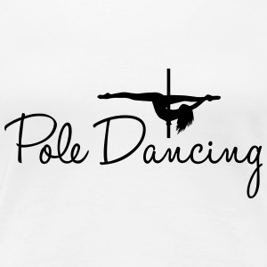 pole dancing T-Shirts - Frauen Premium T-Shirt