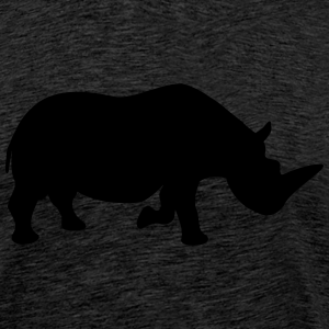 "Shirts mit Tier-Motiv ""Nashorn"""