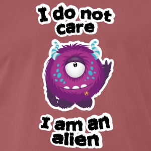 Is me anyway, I'm an alien T-Shirts - Men's Premium T-Shirt
