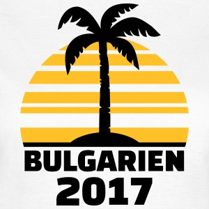 Bulgarien 2017 T-Shirts - Frauen T-Shirt