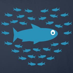 """Shirts mit Tier-Motiv """"Fische"""""""