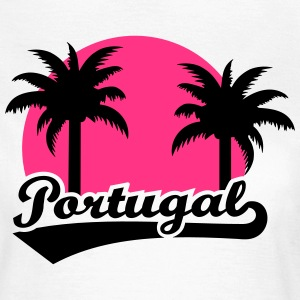 Portugal T-Shirts - Frauen T-Shirt