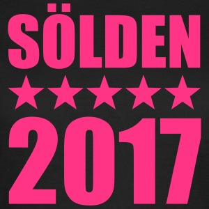 Sölden 2017 T-Shirts - Frauen T-Shirt
