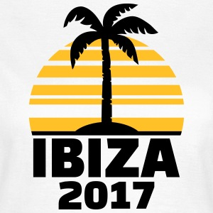 Ibiza 2017 T-Shirts - Frauen T-Shirt