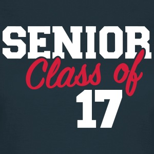 Class of 2017 T-Shirts - Frauen T-Shirt