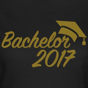 Bachelor 2017 T-Shirts - Frauen T-Shirt