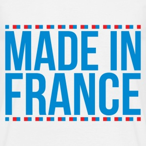 TBH Made in France bleu blanc rouge 3 - T-shirt Homme