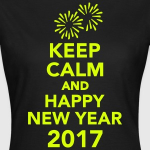 2017 T-Shirts - Frauen T-Shirt
