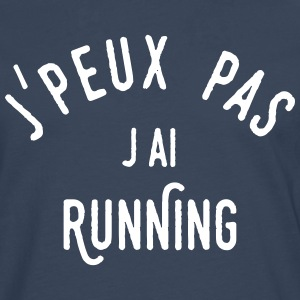 j'ai running Manches longues - T-shirt manches longues Premium Homme