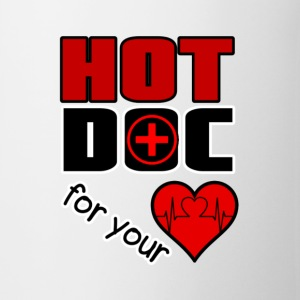 Hot Doc for your Heart Tassen & Zubehör - Tasse