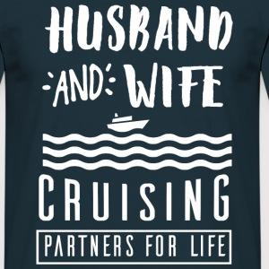 Husband and wife T-Shirts - Men's T-Shirt