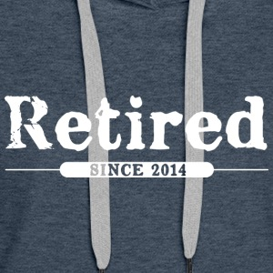 Retired since 2014 Hoodies & Sweatshirts - Women's Premium Hoodie