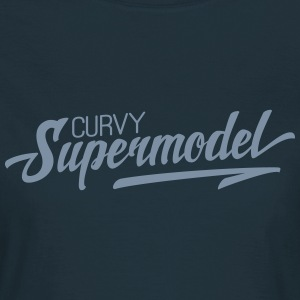 Curvy Supermodel T-Shirts - Frauen T-Shirt