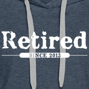 Retired since 2013 Hoodies & Sweatshirts - Women's Premium Hoodie