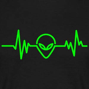 aliens T-Shirts - Men's T-Shirt