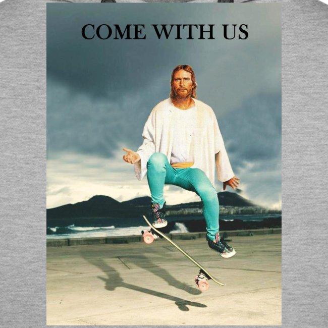 Sweat Jesus Skate